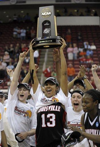 NCAA Louisville Maryland Basketball