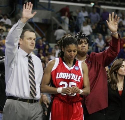 NCAA Louisville NCarolina Basketball