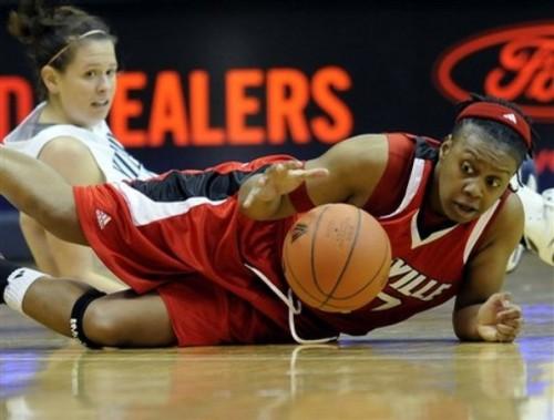 Louisville Villanova Basketball